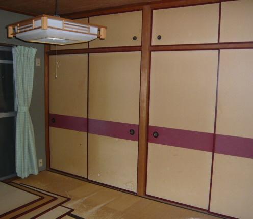 マンション和室